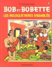 Bob et Bobette -89- Les mousquetaires endiablés