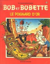 Bob et Bobette -90- Le poignard d'or