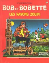 Bob et Bobette -99- Les rayons zouin