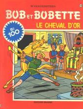 Bob et Bobette -100- Le cheval d'or