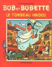 Bob et Bobette -104- Le tombeau hindou