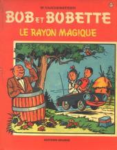 Bob et Bobette -107- Le rayon magique