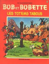 Bob et Bobette -108- Les totems tabous
