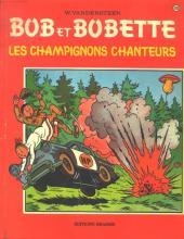 Bob et Bobette -110- Les champignons chanteurs