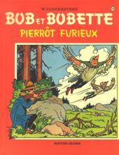 Bob et Bobette -117- Pierrôt furieux