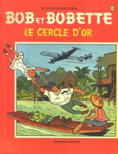 Bob et Bobette -118- Le cercle d'or