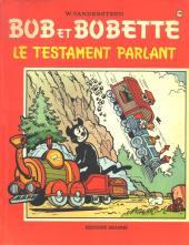 Bob et Bobette -119- Le testament parlant