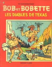 Bob et Bobette -125- Les Diables de Texas