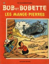 Bob et Bobette -130- Les mange-pierres