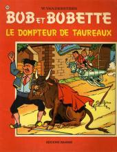 Bob et Bobette -132- Le dompteur de taureaux