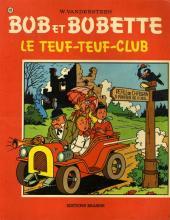 Bob et Bobette -133- Le Teuf-Teuf-Club