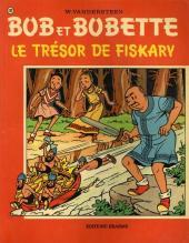 Bob et Bobette -137- Le trésor de Fiskary