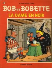 Bob et Bobette -140- La dame en noir