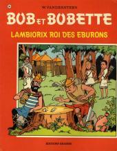 Bob et Bobette -144- Lambiorix roi des Eburons
