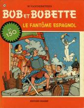 Bob et Bobette -150- Le fantôme espagnol