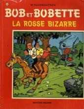 Bob et Bobette -151- La rosse bizarre