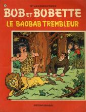 Bob et Bobette -152- Le baobab trembleur