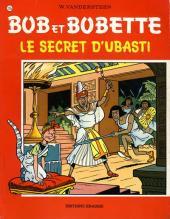 Bob et Bobette -155- Le secret d'Ubasti