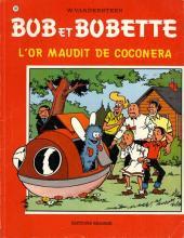 Bob et Bobette -159- L'Or maudit de Coconera
