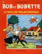 Bob et Bobette -163- Le papillon philanthropique