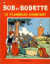 Bob et Bobette -167- Le flambeau chantant