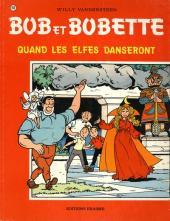 Bob et Bobette -168- Quand les elfes danseront