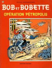 Bob et Bobette -169- Opération Pétropolis