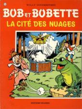 Bob et Bobette -173- La cité des nuages