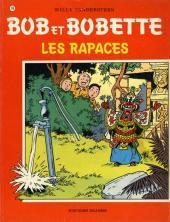 Bob et Bobette -176- Les rapaces