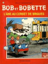 Bob et Bobette -178- L'âne au corset de briques