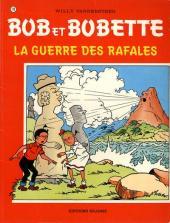 Bob et Bobette -179- La guerre des rafales