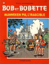 Bob et Bobette -180- Manneken Pis, l'irascible