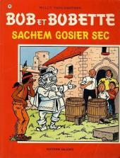 Bob et Bobette -196- Sachem gosier sec