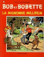 Bob et Bobette -204- La mignonne Millirem