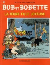 Bob et Bobette -210- La jeune fille joyeuse