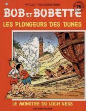 Bob et Bobette -215- Les plongeurs des dunes / Le Monstre du Loch Ness