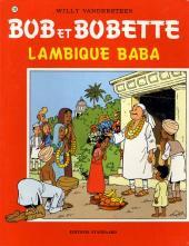Bob et Bobette -230- Lambique baba