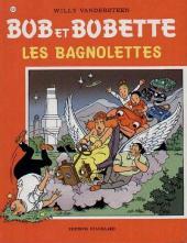 Bob et Bobette -232- Les Bagnolettes