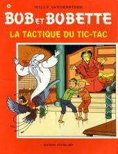 Bob et Bobette -233- La tactique du tic-tac