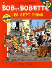 Bob et Bobette -245- Les sept pions