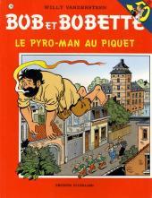 Bob et Bobette -246- Le pyro-man au piquet
