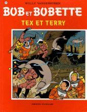 Bob et Bobette -254- Tex et Terry