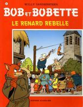 Bob et Bobette -257- Le renard rebelle