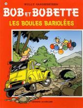 Bob et Bobette -260- Les boules bariolées