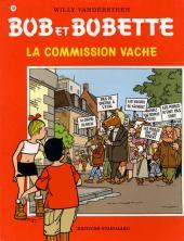 Bob et Bobette -268- La commission vache
