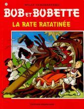Bob et Bobette -276- La Rate ratatinée