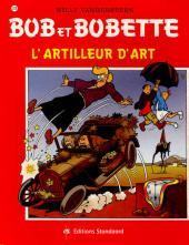 Bob et Bobette -278- L'Artilleur d'art