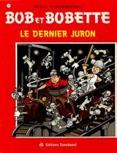 Bob et Bobette -279- Le Dernier Juron