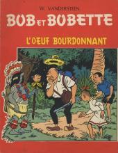 Bob et Bobette -43- L'œuf bourdonnant