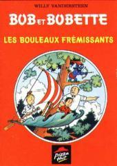 Bob et Bobette (Publicitaire) -Piz3- Les Bouleaux Frémissants